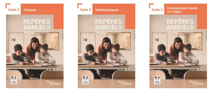 Repères de progression du cycle 3