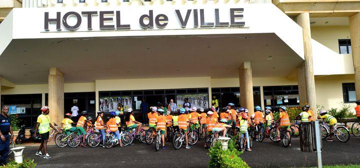 Hotel De Ville Remire Montjoly